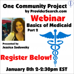 Disability Webinar Series