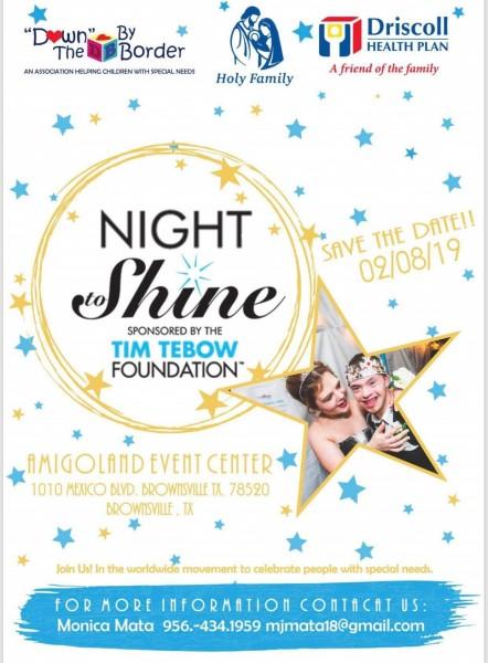 Night to Shine Tim Tebow Foundation