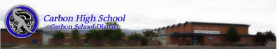 Carbon School District ~ Carbon High School