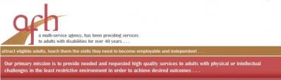 Arizona Foundation For The Handicapped ~ Casa Grande RehabilitationCenter